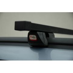 Багажник на интегрированные рейлинги Amos Futura
