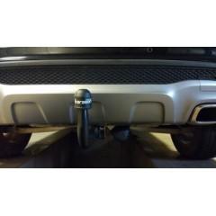 Фаркоп Mercedes GLA-Class X156 2014-, вкл.4Matic, вкл. AMG-пакет, Mercedes CLA-Class c117 2013-